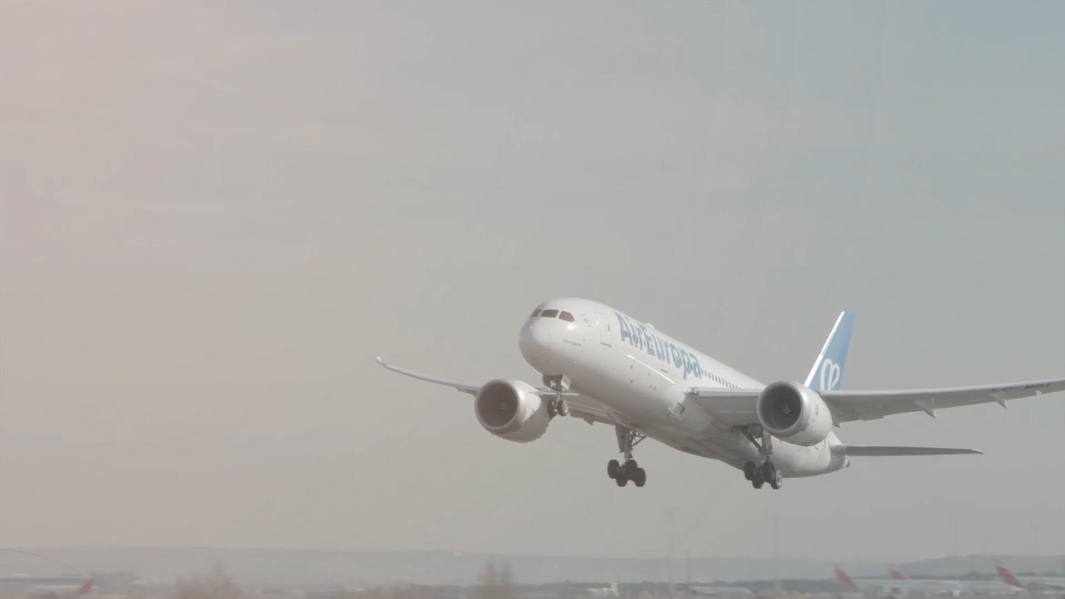 AIG Air Europa video