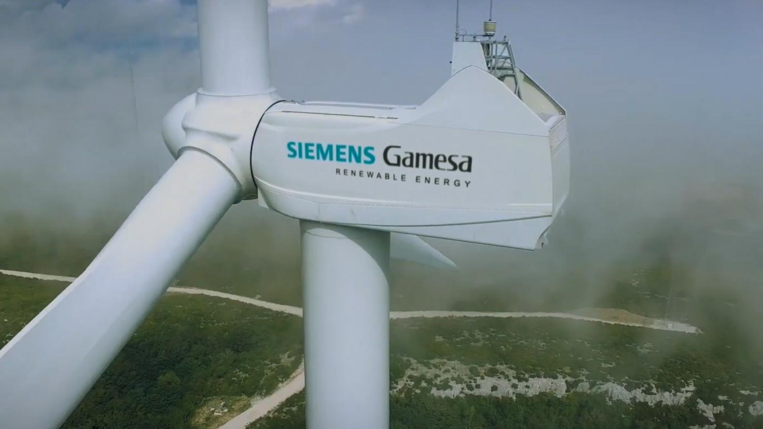 Siemens Gamesa Beneficio video