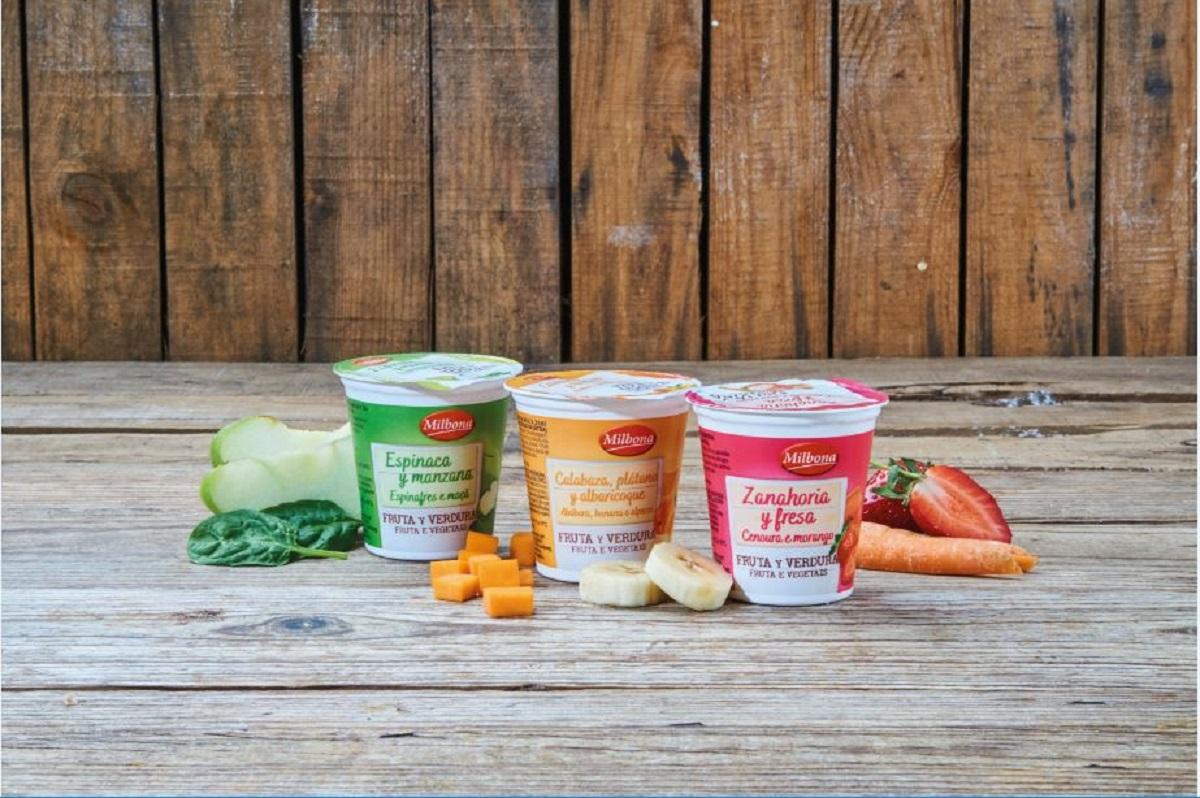3c3c5c6a0efd Lidl lanza los primeros yogures de verduras del mercado | Revista ...