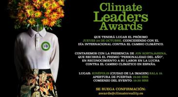 Premios The Climate Reality Project